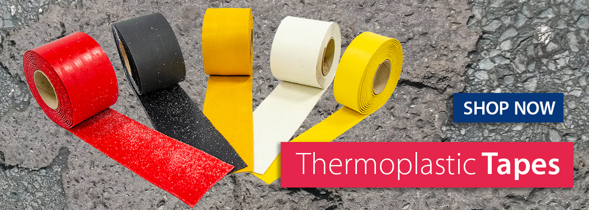 Thermoplastic Marking Tapes